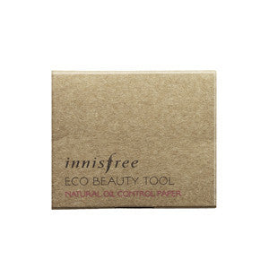 innisfree Natural Oil Control Paper