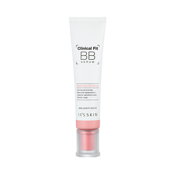 [It'S SKIN] Clinical Fit Real Cover BB Serum