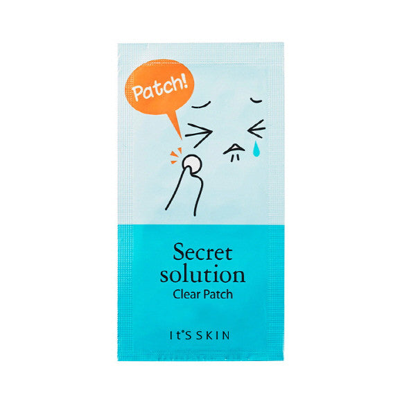 [It'S SKIN] Secret solution Clear patch 1+1