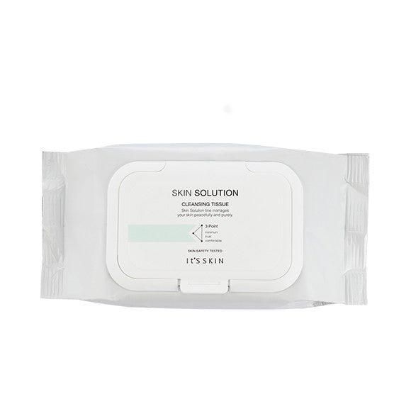 [It'S SKIN] Skin Solution Cleansing Tissue