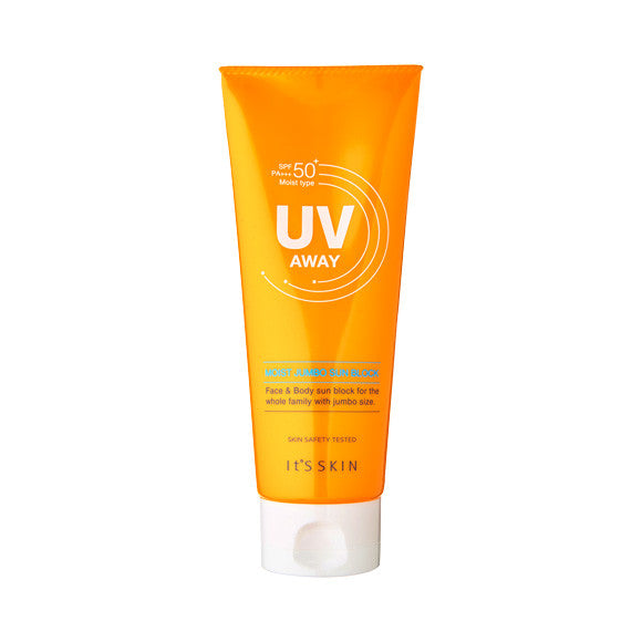 [It'S SKIN] UV Away Moist Jumbo Sun Block