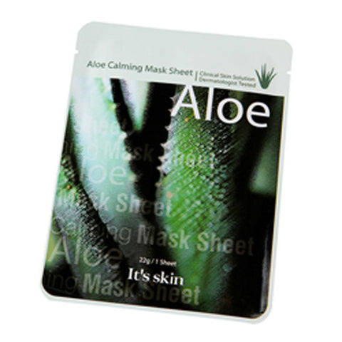It'S SKIN Aloe Calming Mask Sheet