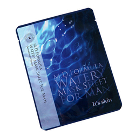 It'S SKIN M.D. Formula Watery Mask Sheet For Man