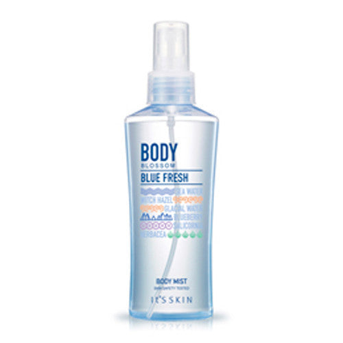 It'S SKIN Body Blossom Blue Fresh Body Mist