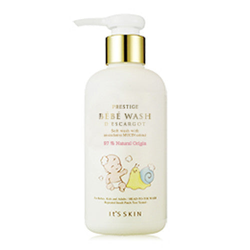 It'S SKIN PRESTIGE BeBe Wash D'escargot