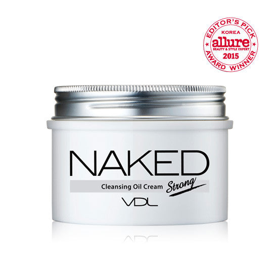 [VDL] Naked Cleansing Oil Cream (Strong)