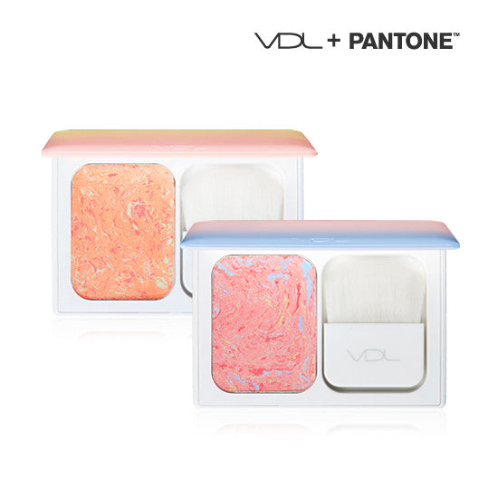 [VDL] Expert Color Cheek Book Mini (Pantone)