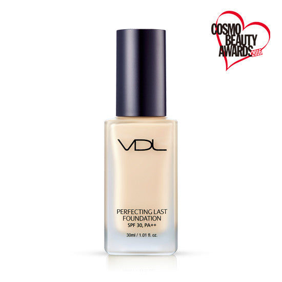 [VDL] Perfecting Last Foundation SPF30/PA++