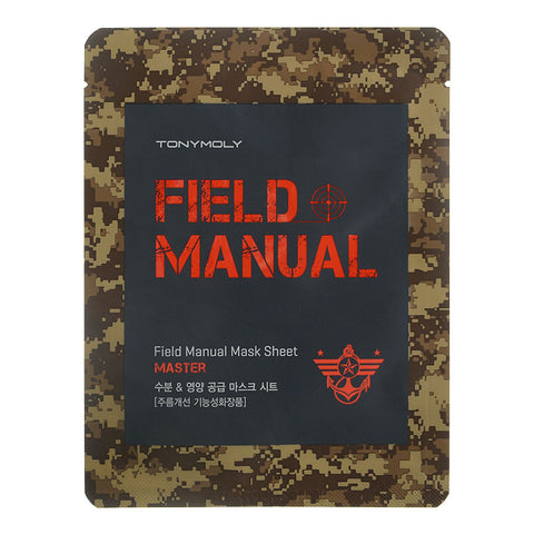 [TONYMOLY] Field Manual Master Mask Sheet