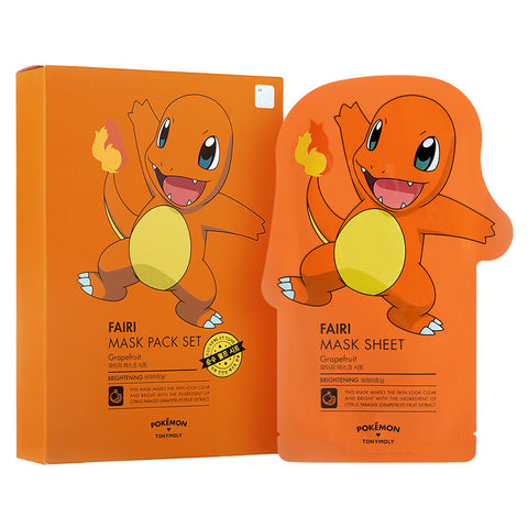 [TONYMOLY] Pokemon Fairi Mask Sheet