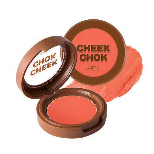 [APIEU] Creamy Cheek-Chok Blusher [OR01]