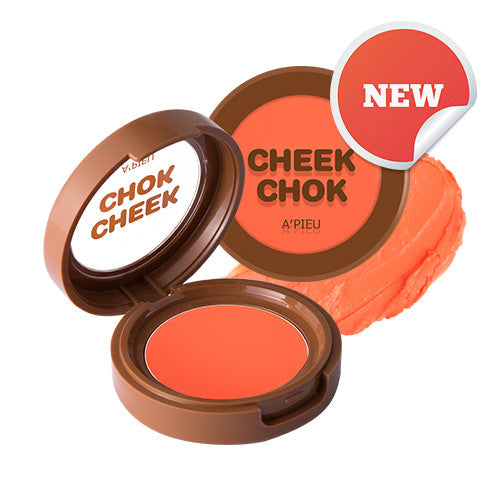 [APIEU] Creamy Cheek Chok Blusher [OR02]