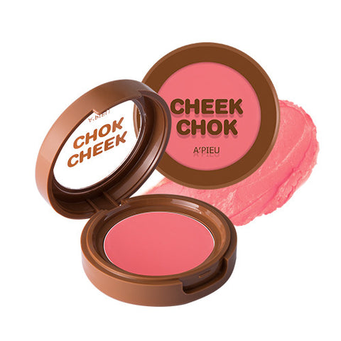 [APIEU] Creamy Cheek-Chok Blusher [PK01]