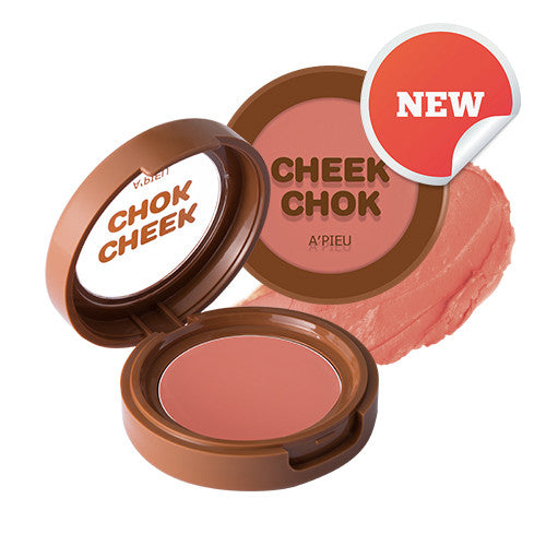 [APIEU] Creamy Cheek Chok Blusher [PK02]