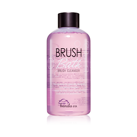 [banila co.] Brush Bath Brush Cleanser 255ml