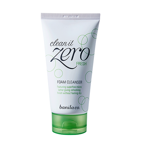 [banila co.] Clean It Zero Foam Cleanser Fresh