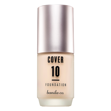 [banila co.] Cover 10 Perfect Foundation SPF30 / PA++