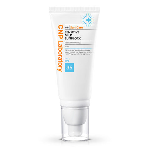 [CNP Laboratory] Sensitive Mild Sun Block
