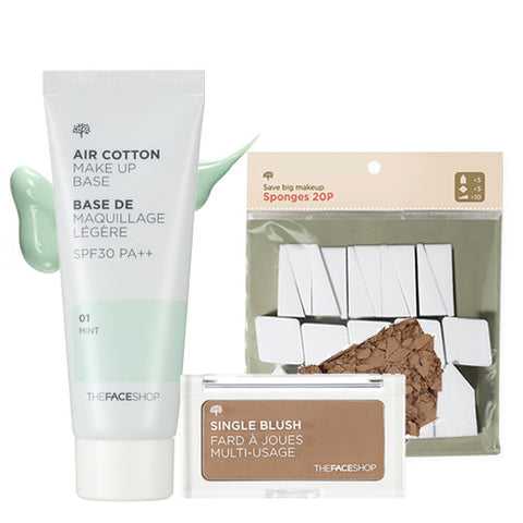 [THE FACE SHOP] (Package) Base Kit