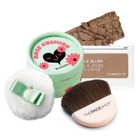 [THE FACE SHOP] (Package) Baby Face Kit