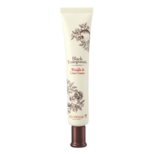 SKINFOOD Black Pomegranate Wrinkle & Line Cream (Anti-Wrinkle Effect)