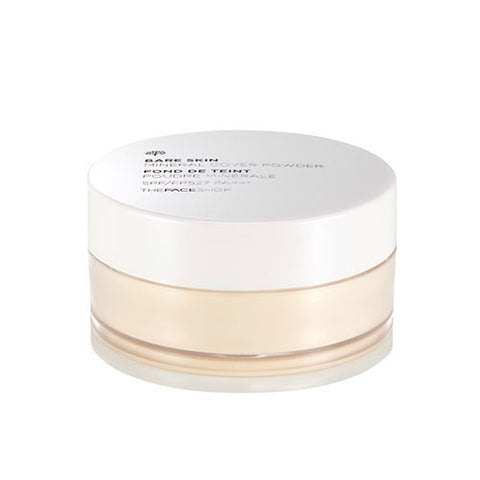 THE FACE SHOP Bare Skin Mineral Cover Powder SPF27 PA++
