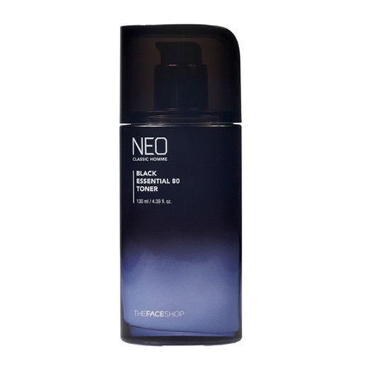 THE FACE SHOP Neo Classic Homme Black Essential80 Toner