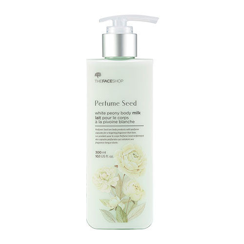 THE FACE SHOP Perfume Seed White Peony Body Milk