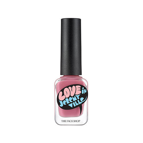 THE FACE SHOP Trendy Nails Jeremyville Collection