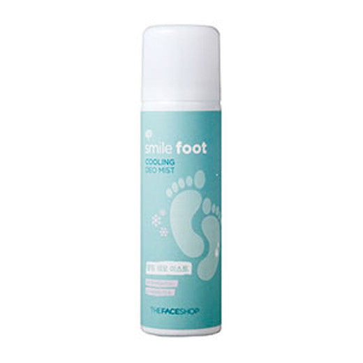 THE FACE SHOP Smile Foot Cooling Deo Mist
