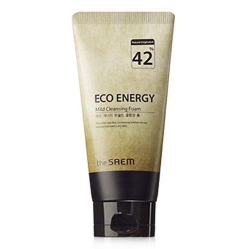the SAEM ECO ENERGY Mild Cleansing Foam