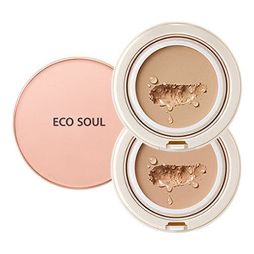 the SAEM Eco Soul Spau BB Cake SPF50+ PA+++