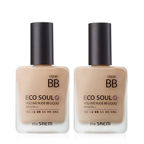 the SAEM Eco Soul Volume Nude BB Liquid