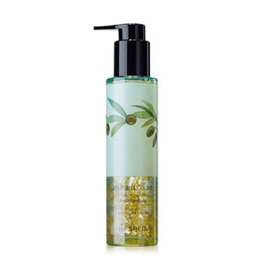 the SAEM MARSEILLE OLIVE Cleansing Oil Fresh Purifying