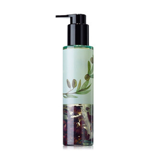 the SAEM MARSEILLE OLIVE Cleansing Oil Rich Purifying