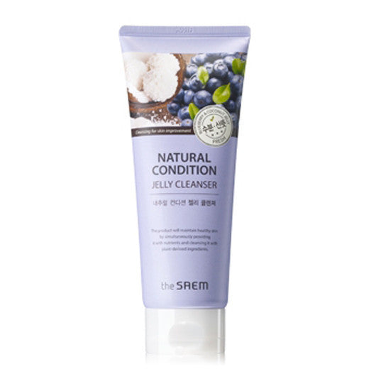 the SAEM Natural Condition Jelly Cleanser