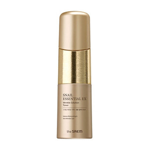 the SAEM Snail Essential EX Wrinkle Solution Toner