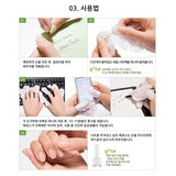 [APIEU] Take My Hand Nail Sheet Pack [Avocado]