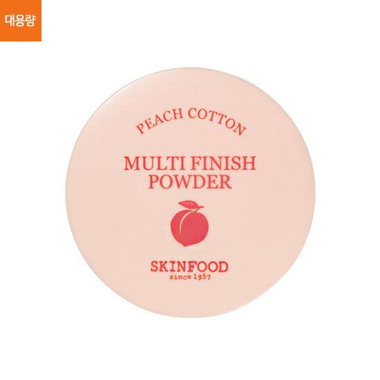 [SKINFOOD] Peach Cotton Multi Finish Powder(Big Size)