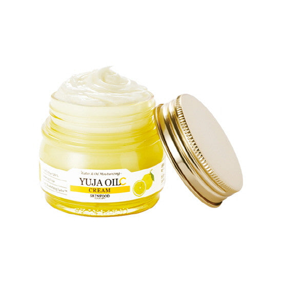 [SKINFOOD] Yuja Oil C Cream