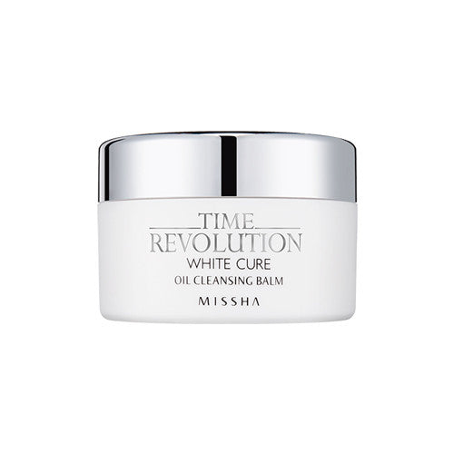 [MISSHA] Time Revolution - White Cure Oil Cleansing Balm