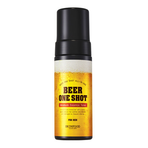 [SKINFOOD] Beer One Shot Moisture Essence Toner for Men
