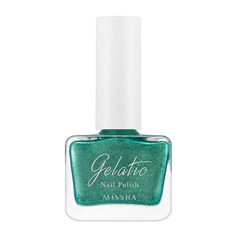 [MISSHA] Gelatic Nail Polish [Blue Lamp]