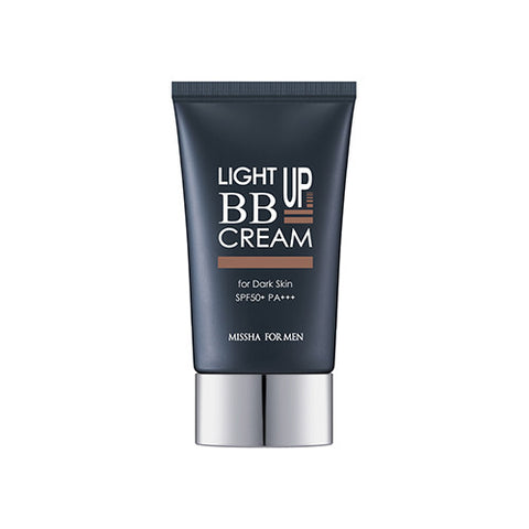 [MISSHA] [Missha for Men] Light-Up BB Cream [Dark Skin]
