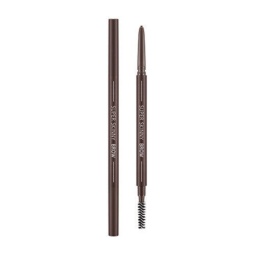 [MISSHA] Super Skinny Brow [Dark Brown]