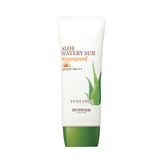 [SKINFOOD] Aloe Watery Sun Waterproof SPF50+ PA+++