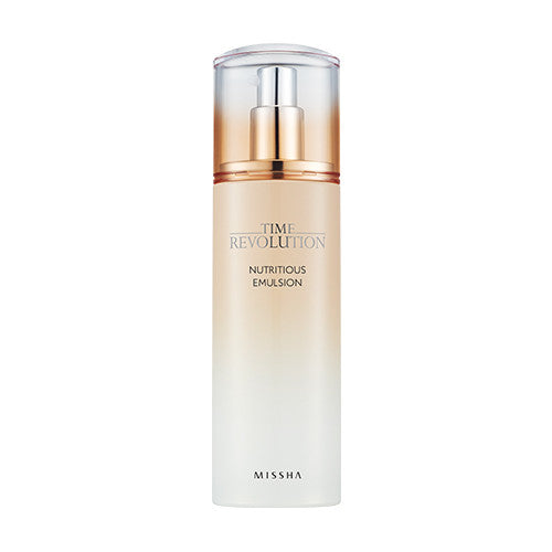 [MISSHA] Time Revolution_Nutritious Emulsion