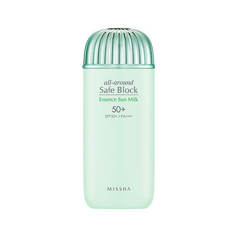 [MISSHA] All Around Safe Block Essence Sun Milk SPF50+/PA+++ 70ml