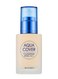 [MISSHA] Aqua Cover Foundation SPF20/PA++ [13]