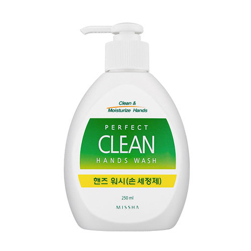 [MISSHA] Perfect Hands Clean Wash